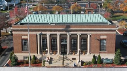 Woodstock banking center