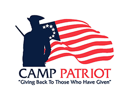 Camp Patriot Logo